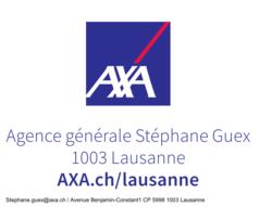 Axa Agence générale Stéphane Guex